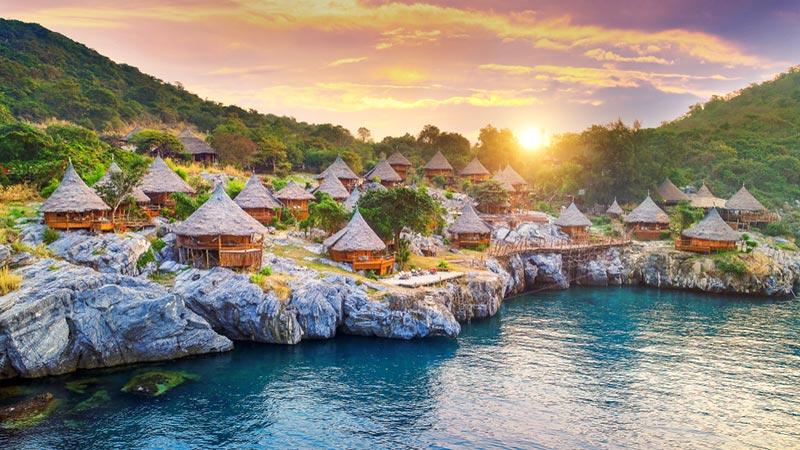 เกาะสีชัง-ชลบุรี